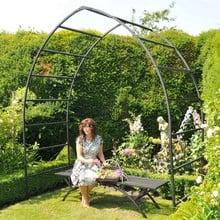 Gothic Garden Arch