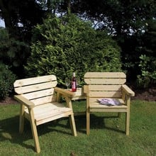 Hampton Companion Seat
