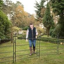 Harrod Blacksmith's Fence