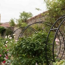 Harrod Moon Gate Arch