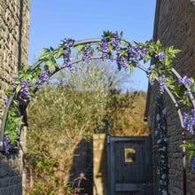 Harrod Roman Wall Arch