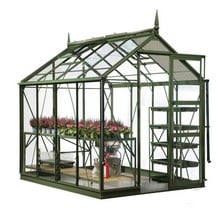 Harrod Superior Greenhouse - Olive Green