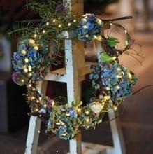 Indoor LED Decoration & Wreath Dot Fairylights