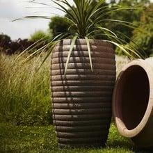 Old Ironstone Jar Planter