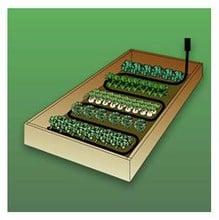 Raised Bed Irrigation Kit
