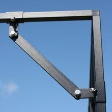 Single Sided Steel Cage Brace