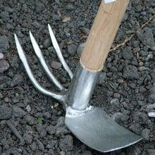 Sneeboer Long  Handled Fork and Mattock