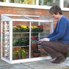Superior Lean-To Mini Greenhouse