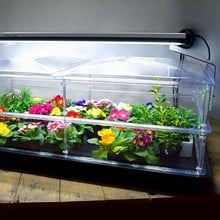 Ultimate Vitopod Heated Propagator With Lights