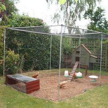 Aluminium Chicken & Poultry Cages