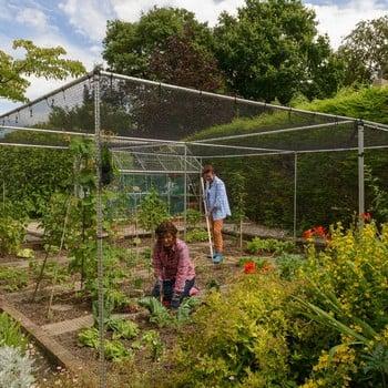 Aluminium Fruit Cages