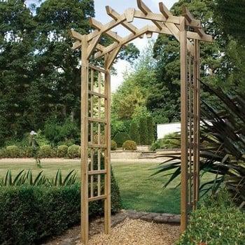 Appleton Wooden Garden Arch