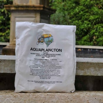 Aquaplancton - Pond Clearing Treatment