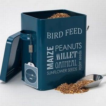 Bird Food Tins