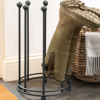 Circular Welly Boot Stand