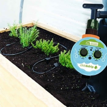 Click & Drip Irrigation Kit