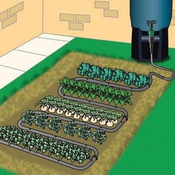 Click & Drip Irrigation Kit