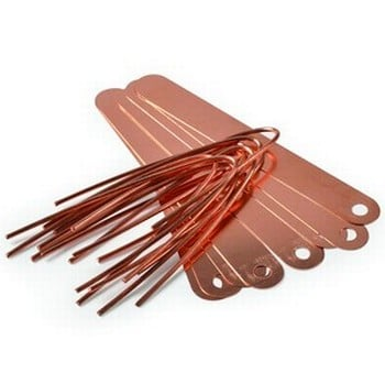 Copper Tag Labels (pack of 10)