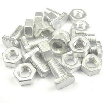 Cropped Head Bolts & Nuts