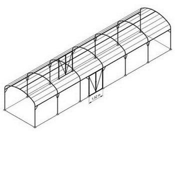 Ellipse Arch Fruit Cage-Bespoke Design
