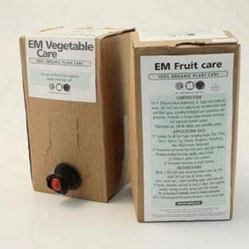 EM Organic Liquid Vegetable Plant Feed