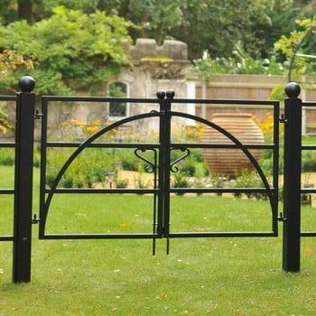 Estate Fence Gate - Arc Design
