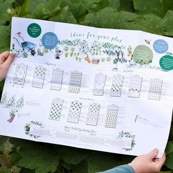 Family Favourites Year Round Veg Patch Gift Voucher