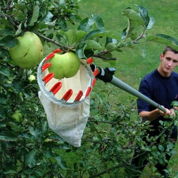 Fruit Picker Basket & Handle