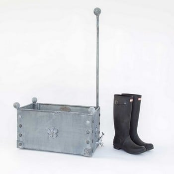 Galvanised Steel Boot Wash