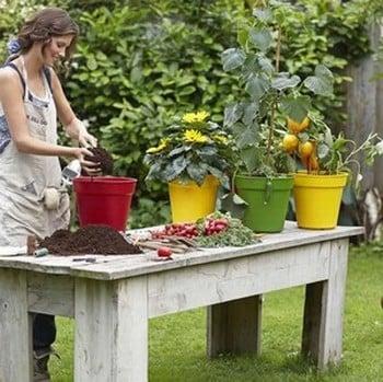 Giant Vegetable Planter Pots