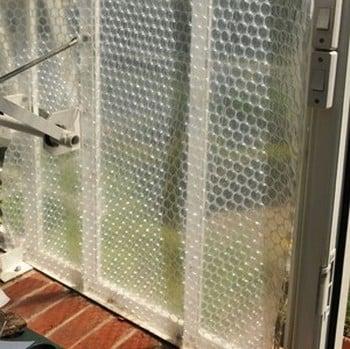 Greenhouse Bubble Wrap - 20mm Bubbles