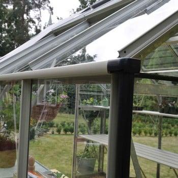 Greenhouse Guttering Diverter