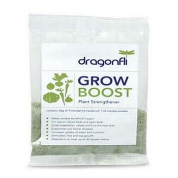 Grow Boost Organic Plant Strengthener