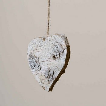 Hanging Birch Christmas Decorations by Sia