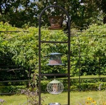 Harrod Arched Top Bird Feeding Station