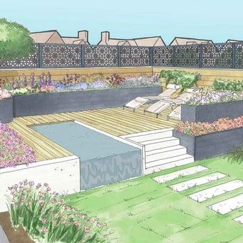 Harrod Bespoke Landscape Beds