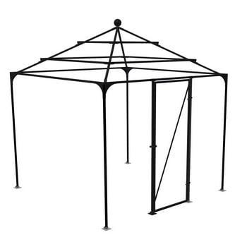 Harrod Decorative Pyramid Roof Cage