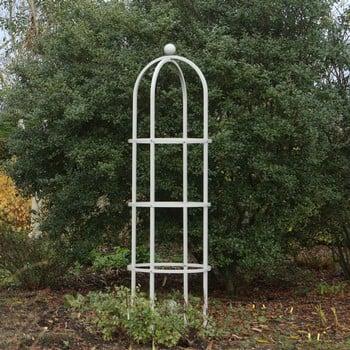 Harrod Grand Round Obelisk - Silk Grey
