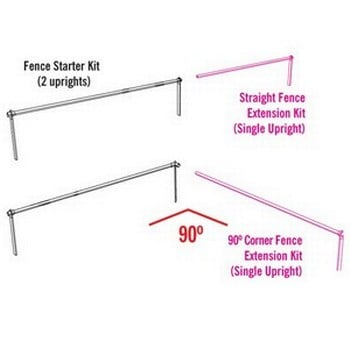 Harrod Low Boundary Fencing