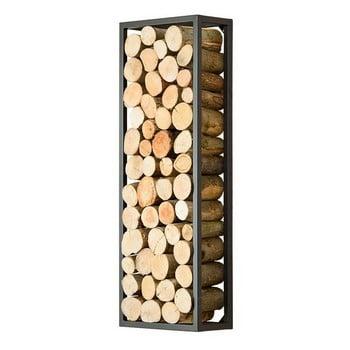 Harrod Rectangle Steel Log Holder