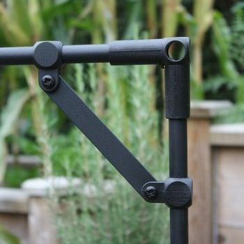 Harrod Slot and Lock® Brace Kits Black Finish