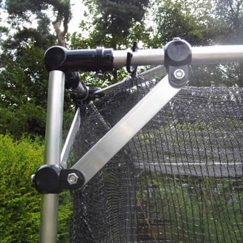 Harrod Slot & Lock® Storm Proof 1.8m Walk In Fruit Cage (Natural)