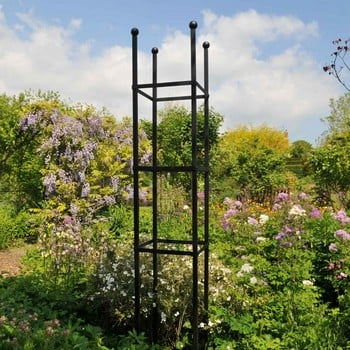 Harrod Steel Square Obelisks