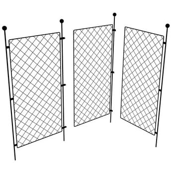 Harrod Trellis Growing Frames 12mm Vintage Wire Posts