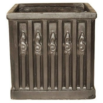 Heritage Ornate Box Planter (set of 2)