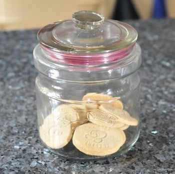 Kilner Push Top Storage Jar 2ltr