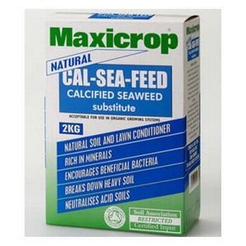 Maxicrop Organic Plant Cal-Sea-Feed Fertiliser