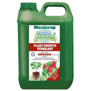 Maxicrop Organic Seaweed Plant Food