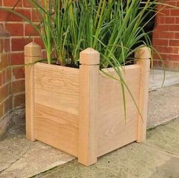 Oak Planters