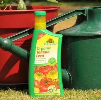 Organic Concentrated Tomato Plant Food